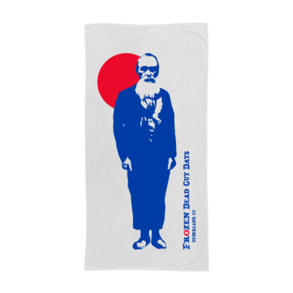 FDGD Grandpa Bredo Beach Towel