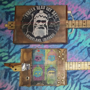 FDGD Cigar Box Guitars