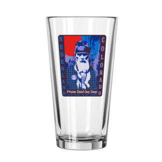 FDGD Pint Glass 2019
