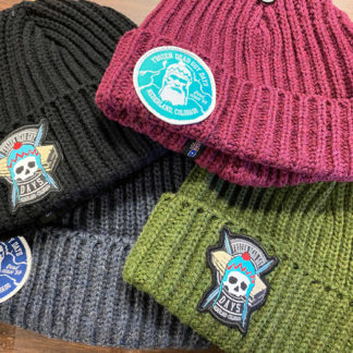 FDGD Hand-Knit Wool Hats