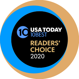 USA TODAY Readers' Choice 2020